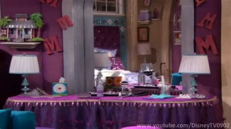 hannah montana miley lillys bedroom