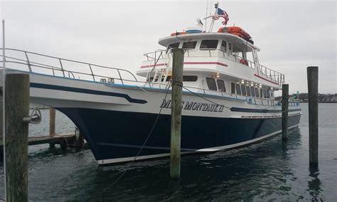 Fishing Boat Montauk by Montauk Marine Basin Charter Boats