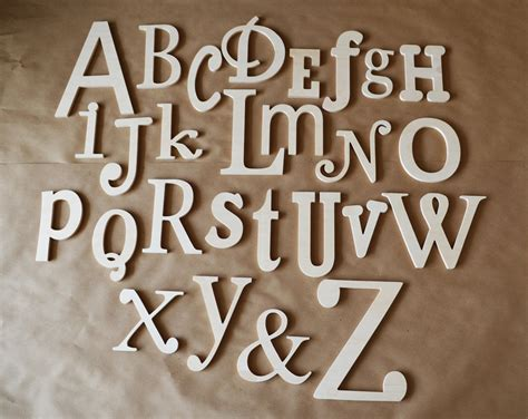 wooden alphabet letters unfinished wooden alphabet set wooden letter alphabet