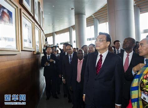 le siege de l ua le pm chinois visitera le siège de l 39 union africaine lundi