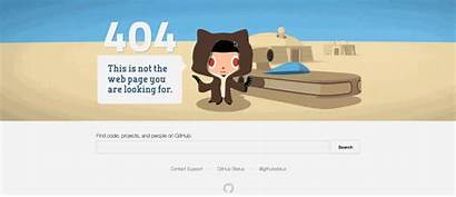 404 Pages Github Craft Funny Message Clients