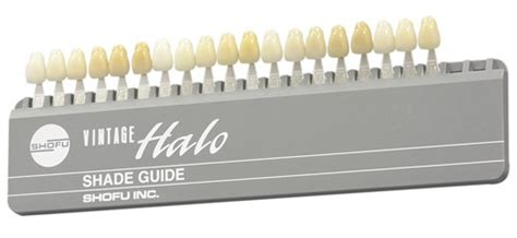 Shade Guide 2015 by Vintage Halo Shade Guide Premiere Dental Sdn Bhd Malaysia