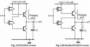 Bicmos Inverter Circuit Diagram