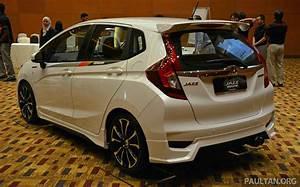 Honda Jazz Hybride 2017 : 2017 honda jazz facelift mugen prototype with bodykit accessories makes debut in malaysia ~ Gottalentnigeria.com Avis de Voitures