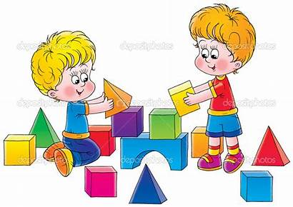Playing Clipart Nicely Brothers Toy Blocks Play