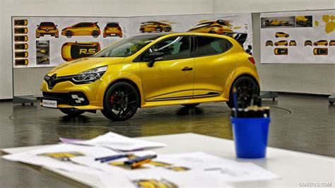 Renault Clio R S Modification by 2016 Renault Clio R S 16 Concept Of Hd