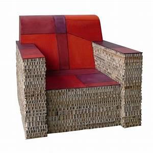 Meuble En Carton Design : meuble en carton nid d 39 abeilles tout comprendre c t maison ~ Melissatoandfro.com Idées de Décoration