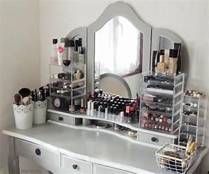 Rangement De Maquillage : mon rangement maquillage beauty eclat ~ Melissatoandfro.com Idées de Décoration