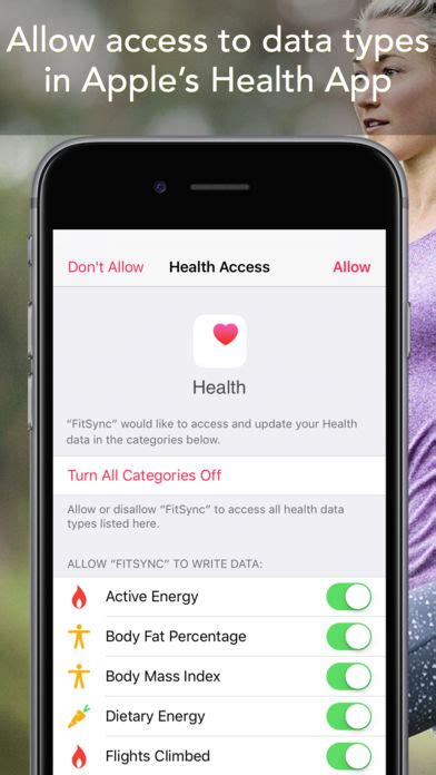 how to sync fitbit to iphone sync for fitbit fitbit to apple health on the app