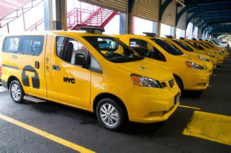 Nissan Nv200 Taxi Lineup Nyc Photo 5