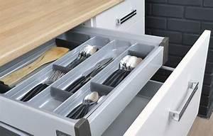 Tiroir Coulissant Cuisine : meuble cuisine avec tiroir meuble cuisine sous evier avec ~ Premium-room.com Idées de Décoration