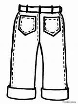 Coloring Clothing Printable Mycoloring Gezin Asperger Oktober sketch template