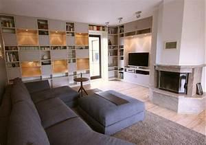 Wohnzimmereinrichtung Beispiele Wohnzimmergestaltung