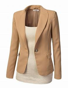 Blazer Jacket Womens - Trendy Clothes