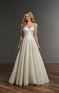 silk corset and lace skirt wedding separates martina liana With wedding dress separate bodice and skirt