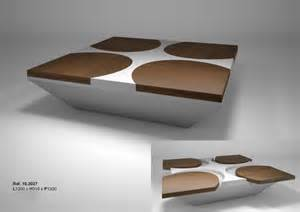 design de table rabattable cuisine table de salon design italien