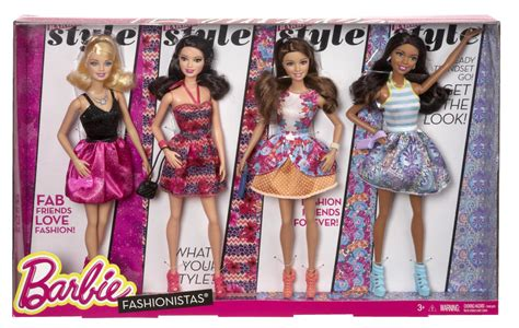 Barbie® & Friends Fashionistas® Gift Set