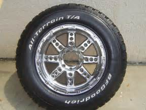 20 Inch Wheels and Tires for Trucks