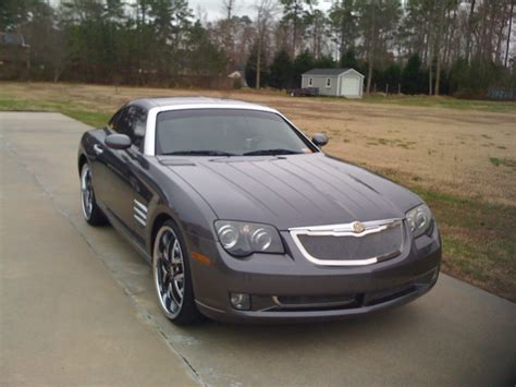 Chrysler Crossfire Grill by 404 Not Found