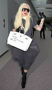 Matching Purse Tattoos   Lady Gaga Hermes Birkin Bag