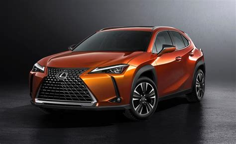 First Look 2019 Lexus Ux  Ny Daily News