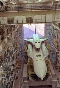 Soviet Buran Space Shuttle