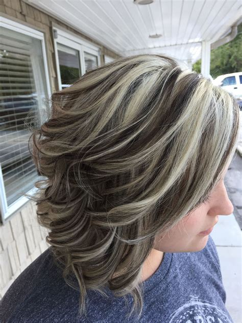 Blonde highlights with lowlights | Blonde highlights with ...