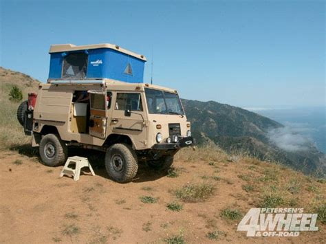 volvo  overlander build modified vehicle builds