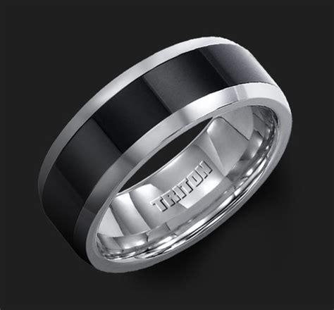 triton mens wedding ring band 2232ce box hill