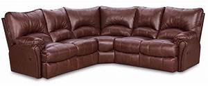 lane furniture alpine leather reclining sectional sofa With leather sectional sofa lane
