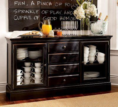 Black Kitchen Sideboard by High Contrast With Black And White Kitchens Dinning