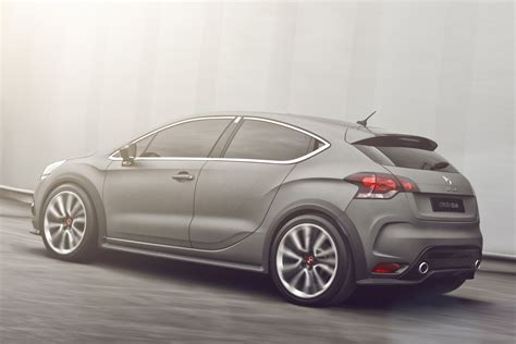 The French Hot Hatch Is Back: Citroen DS4 Racing
