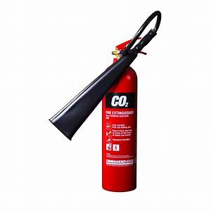 5kg Carbon Dioxide -CO2- Fire Extinguisher - Firebee