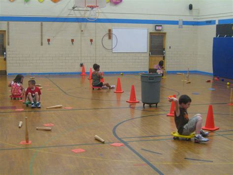 physical education activities and for k 12