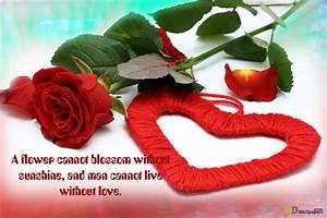 Love Rose Heart Best HD Wallpaper #13509 Wallpaper ...