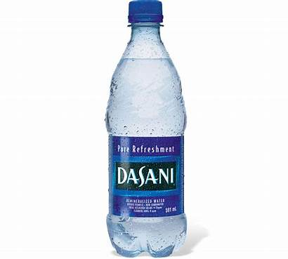 Dasani Bottle Water Clip Clipart Svg Icon