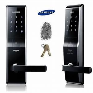 Elektronisches Türschloss Wlan : samsung ezon shs h700 digitales t rschloss fingerabdruck ~ Michelbontemps.com Haus und Dekorationen
