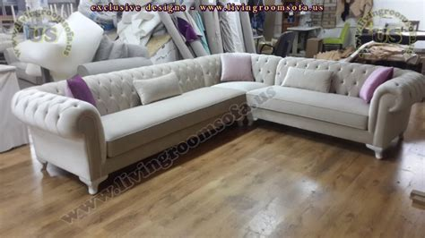 Designer Chesterfield Sofa Chesterfield Leather Sofa Living Room Sofa And Corner Sofa Interior Design