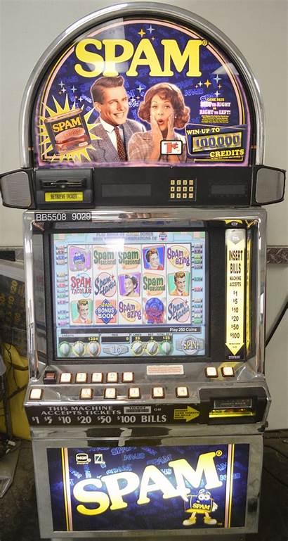 Slot Machine Spam Casino Machines Igt Games