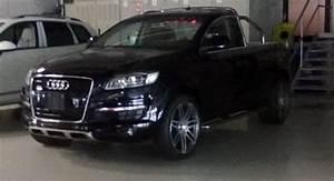 Pick Up Audi : u spy audi q7 pickup truck is the real deal ~ Melissatoandfro.com Idées de Décoration