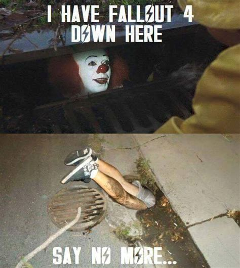 Get The Fuck Out Of My Way Pennywise Ive Got Shit To Do