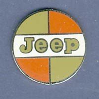 kaiser jeep logo kaiser jeep hat pin lapel pin tie tac badge 1209