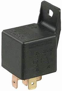 12 Volt Dc 30 Amp Continuous Duty Relay Bosch Relay 0 332