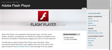 Adobe has asked us to take down all of the previous versions of their official android app. TELECHARGER ADOBE FLASH PLAYER 9 GRATUIT CLUBIC - Contpencohil