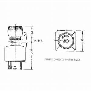 3 Position Rotary Switch Wiring Diagram