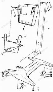 Evinrude Outboard Rigging Parts  U0026 Controls By Year 1984