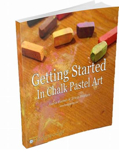 Chalk Pastel Started Getting Pastels Lessons Ebook