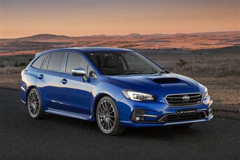 2018 Subaru Levorg Now On Sale, 1.6t Debuts In Australia