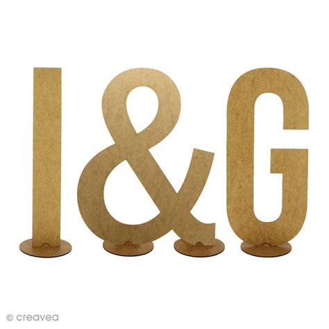 lettre cuisine en bois kit support en bois pour lettres géantes 1 pce lettre