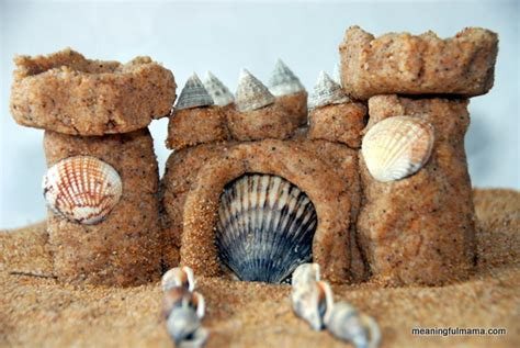 sandcastles preschool everlasting sand castle family crafts 486